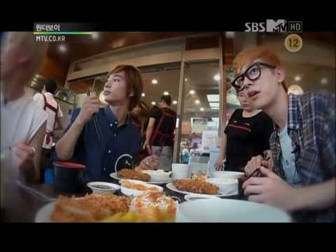 120813 BOYFRIEND - WONDER BOY EP.08 HD