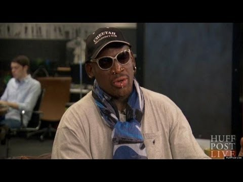 Dennis Rodman Discusses Kenneth Bae | HPL