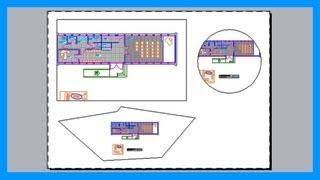 Autocad Crear Diferentes Tipos De Ventanas Gráficas
