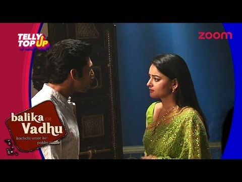Nandini And Krish To Argue In 'Balika Vadhu' | #TellyTopUp