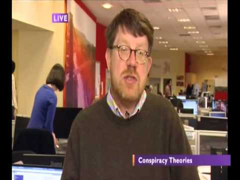 Malaysia MH370: BBC Daily Politics Conspiracy Facts David Aaronovitch & Tony Gosling