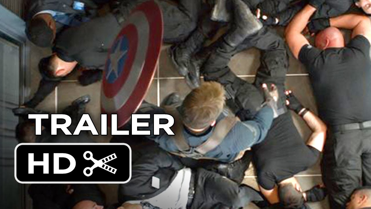 A photo of Captain America: The Winter Soldier Official Trailer #1 (2014) - Marvel Superhero Movie HD