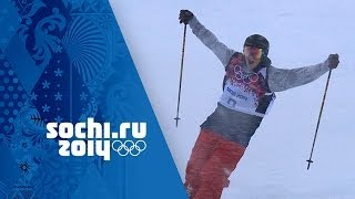 David Wise Scores 92.00 To Win Ski Halfpipe Gold | Sochi 2014 Winter Olympics