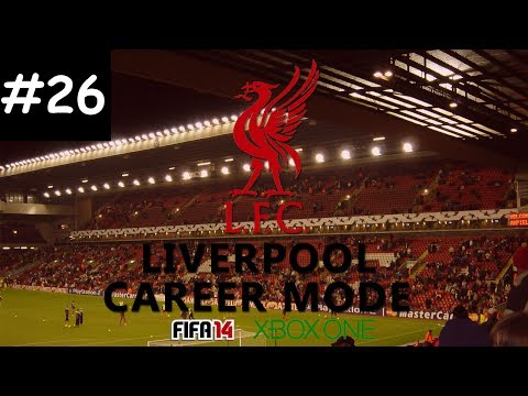 FIFA 14: Liverpool Career Mode - Youth Academy Project | Episode #26 - 4-2-3-1