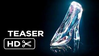Cinderella Official Teaser Trailer #1 (2014) - Live-Action Disney Fantasy Movie HD