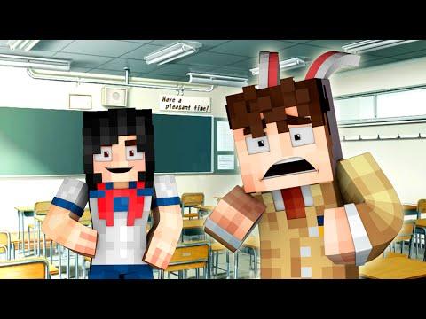 Yandere High School - DEATH! (Minecraft Roleplay) #7