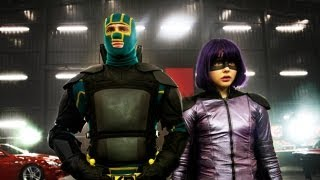 Kick-Ass 2: Adult Swim Style