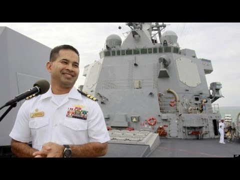 Navy Commander Sold Secrets For Prostitutes