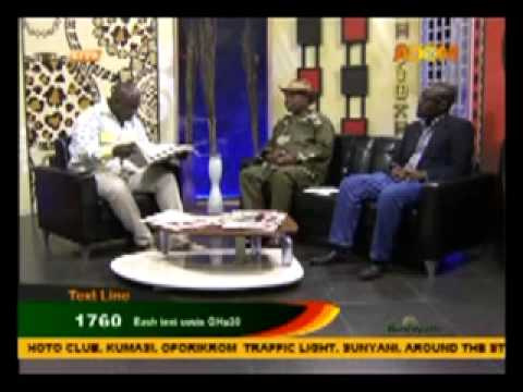 Badwam Newspaper Review on Adom TV (6-5-14)