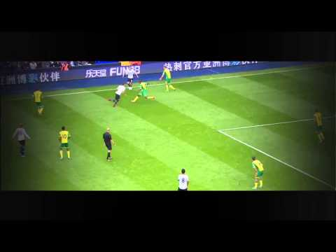 Erik Lamela vs Norwich (H) 13-14 By TB7xcomps