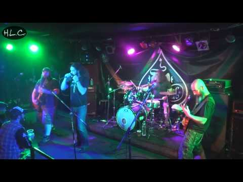 PHASE REVERSE (GR) live concert 2014 (Hellas, Athens, An club) HD