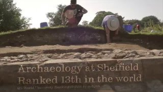 Professor Dawn Hadley: Archaeology 13th in the world - video