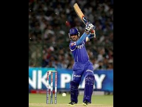 Royal Challengers Bangalore vs Rajasthan Royals Highlights, IPL 2014 -- 11th May