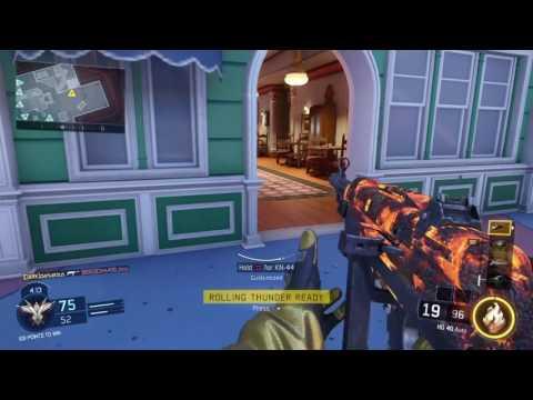 Black Ops 3 HG40 Puts In Work! Gameplay (WW2 Guns Challenge Till COD WWII)