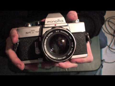 Minolta SRT-101 Complete Walkthrough