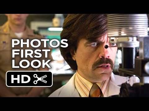 X-Men: Days of Future Past - Set Photos First Look (2014) - Peter Dinklage Movie HD