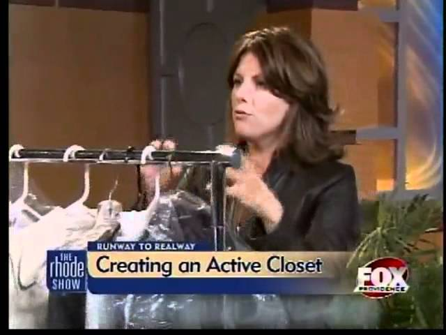 Runway to Realway : Create an Active Closet