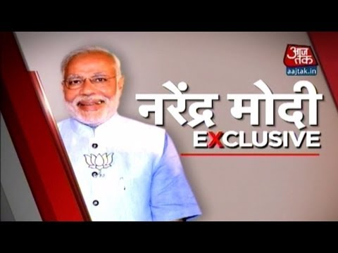 Exclusive: Narendra Modi's most revaling interview - Full length