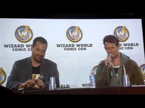 Matt Smith Q&A MN Comic Con Part 1