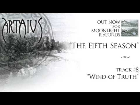 Artaius - Wind of Truth -THE FIFTH SEASON (Folk/Progressive/Metal)