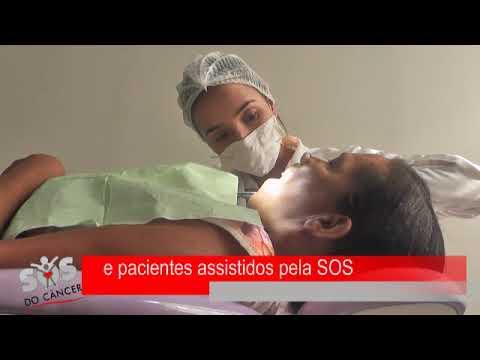 SOS do Câncer oferece tratamento dentário