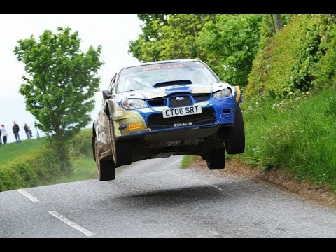 Scottish/British Rally Highlights 2013 - Maximum Attack [HD]