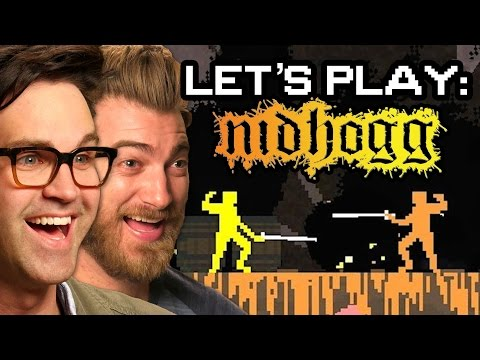 Let's Play - Nidhogg