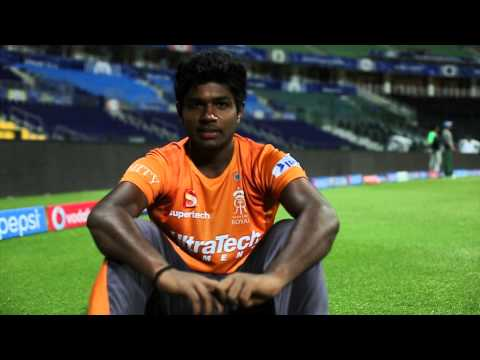 Sanju Samson Enjoys The Recognition
