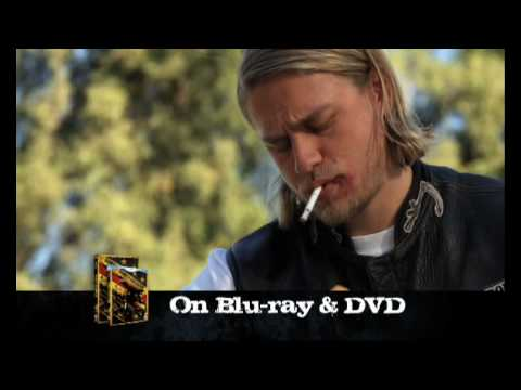 SONS OF ANARCHY SEASON 2 TRAILER, AOA season 2 promo