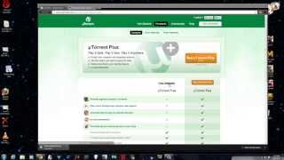 How To Download And Install UTorrent Application 2013