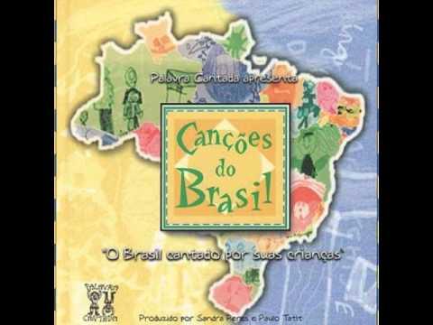 CD Canções do Brasil 12 - Assim Cantam os Passarinhos - Paraiba