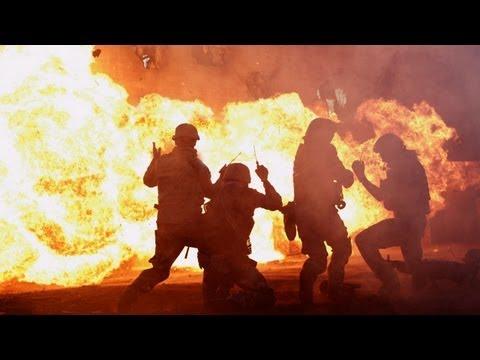Battlefield 3 - FreddieW рекламный ролик