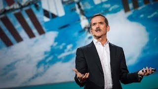 Chris Hadfield: What I Learned from Going Blind in Space, How I Conquered Fear