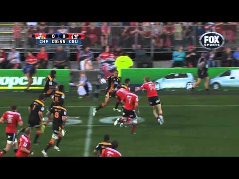 The Shortball (Week 2) Fox Rugby | Super Rugby Video Highlights 2014 - The Shortball (Week 2) Fox Ru