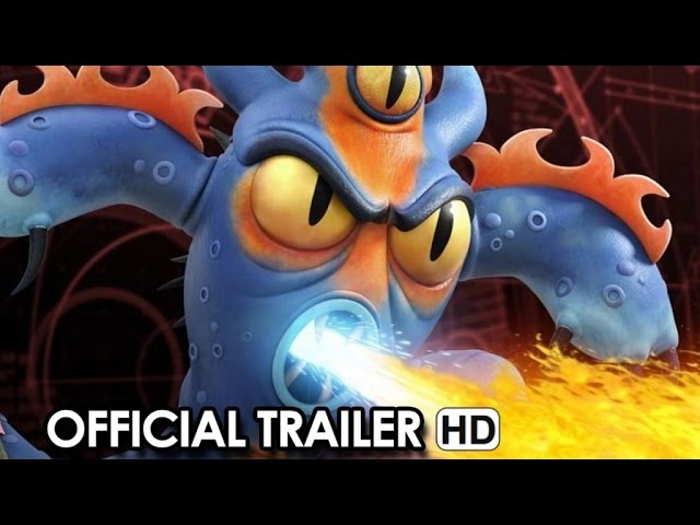Big Hero 6 Official Trailer #1 (2014) HD