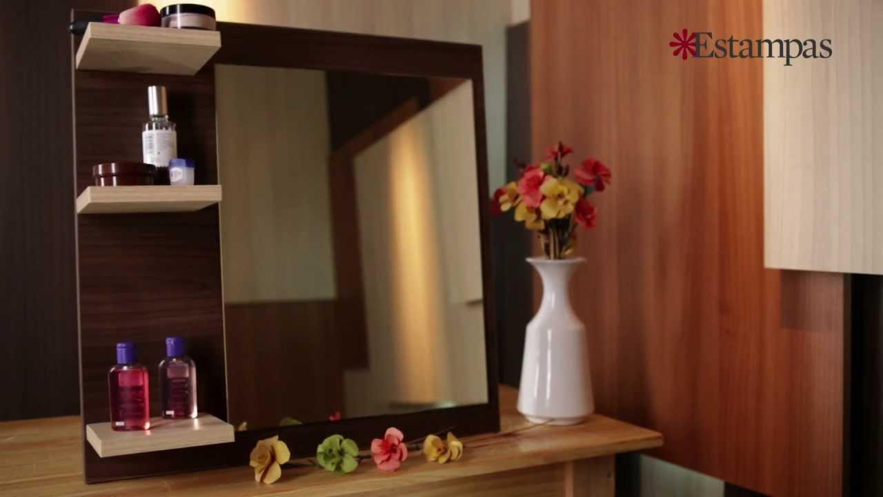 Espejo para el ba o youtube for Espejos de bano originales