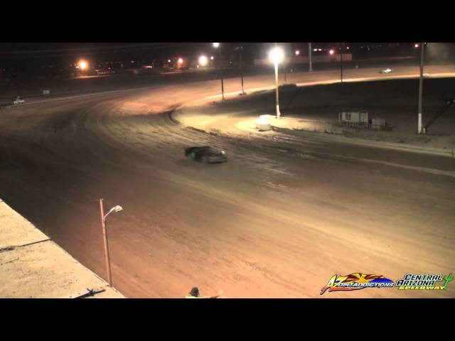 2-22-14 Central Arizona Speedway SuperStock Main Event