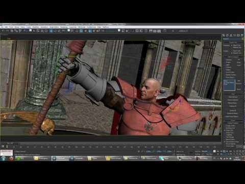 The Lord Inquisitor - Making Of Teaser 2012 - Part 02 [HD]