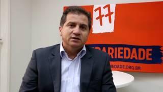 Simplício Araújo  – Presidente estadual do Solidariedade-MA