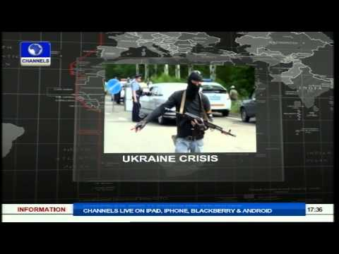 The World Today: UN Warns Of Human Rights Deterioration In Eastern Ukraine