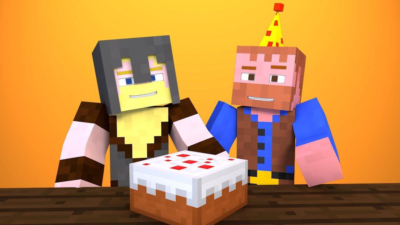 Minecraft Birthday Cake Survival