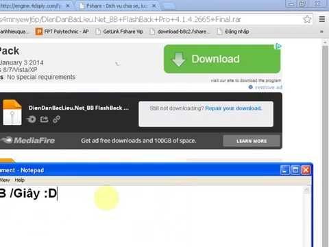 Hướng dẫn tăng tốc Download với IDM lên 3 lần- Chỉ 1 phút