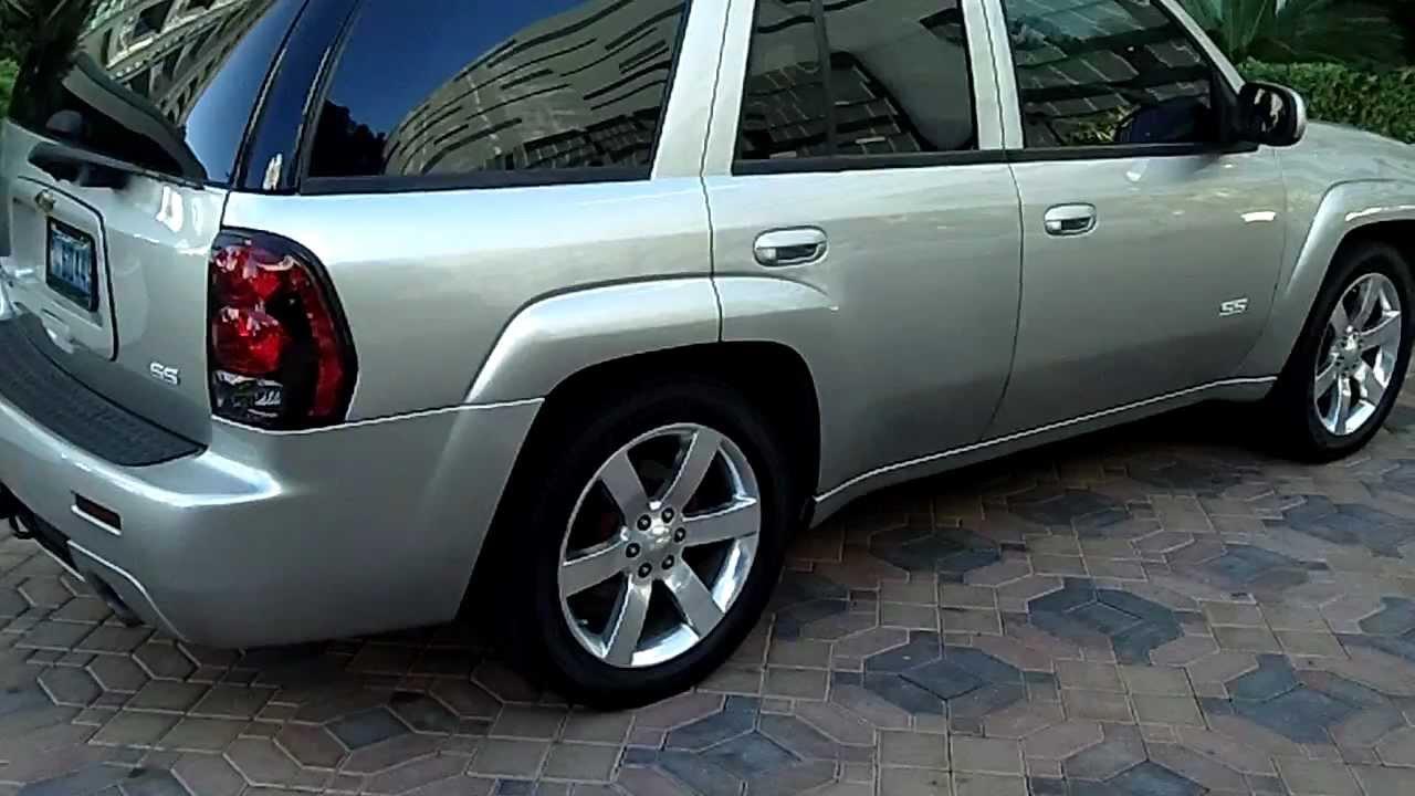 2007 chevrolet ss trailblazer suv for sale celebrity cars las vegas. Black Bedroom Furniture Sets. Home Design Ideas