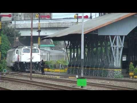 KA Gajayana to Jakarta