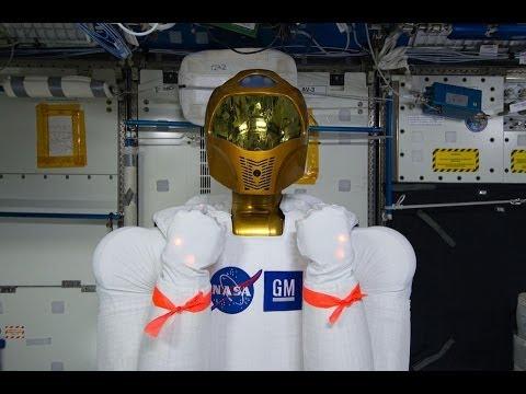 NASA training Robonaut to perform surgery
