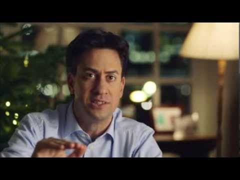 Ed Miliband's New Year's Message 2014