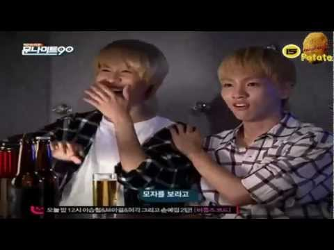 [ENG] Moon Night - Key & Taemin (Episode about Deux), Part3
