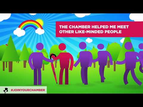 Join Northern Ireland Chamber of Commerce and Industry and become #wellconnected