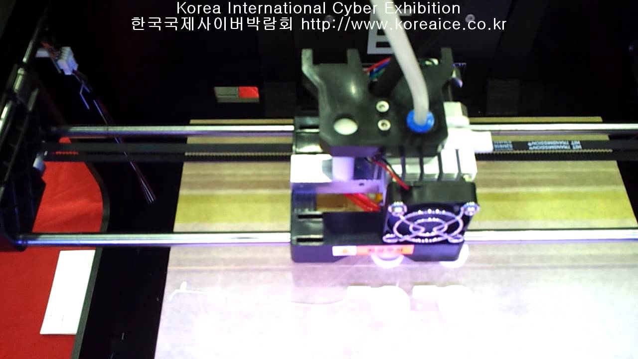 3DISON PRINTING 3D프린터 Amazing 3D Printer - YouTube
