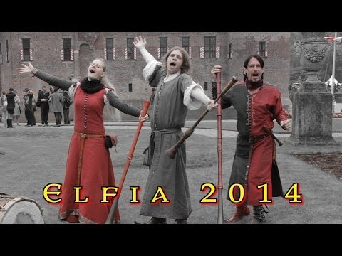 second day of Elfia sunday 20 april 2014